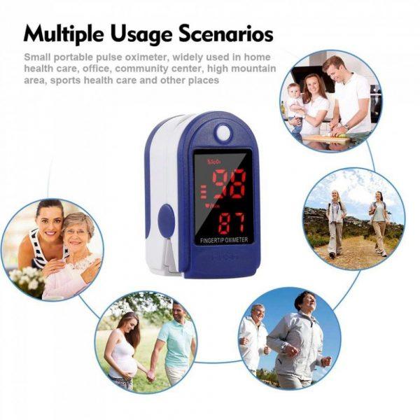 pulse oximeter price in india