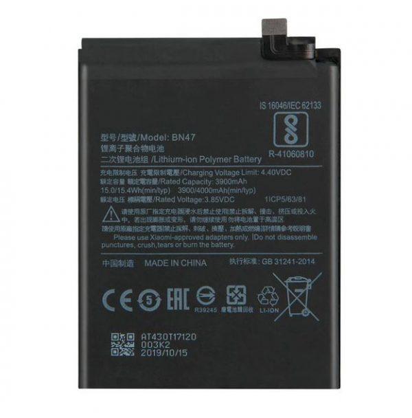 BN47-For-Xiaomi-RedMi6-Pro
