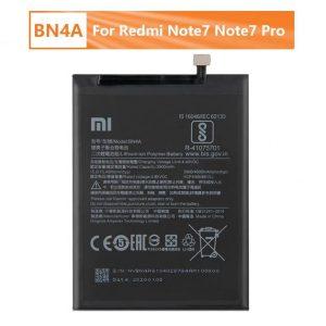 Battery For Xiaomi BN4A Redmi Note 7/7 Pro 4000mAh