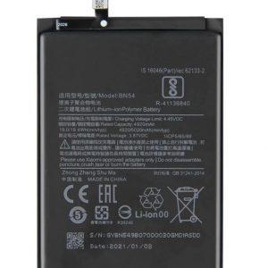 Battery-For-Xiaomi-BN54-Redmi-Note-9-5020mAh