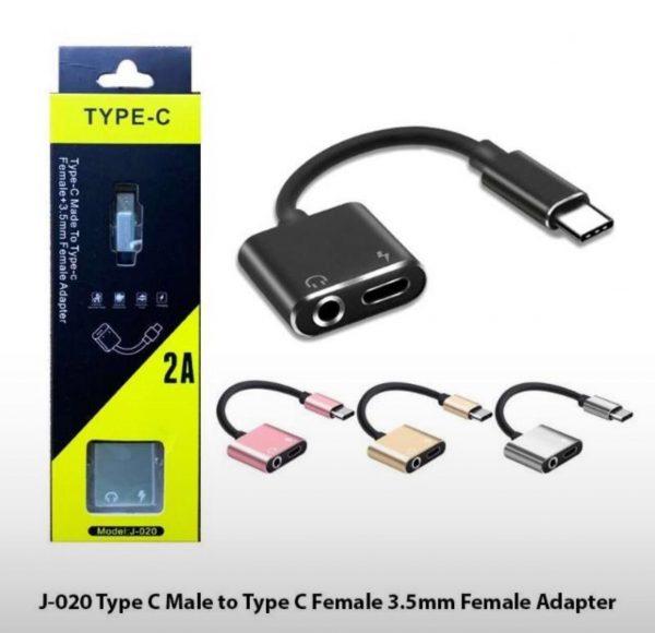 Type C Audio Plus Charging Connector