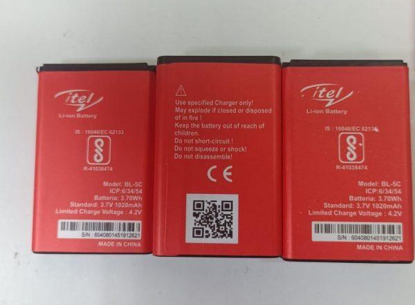 itel battery