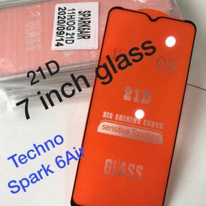 21D Temper Glass Sensitive Touching