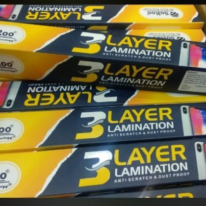 3 Layer Lamination Roll 2 Meter